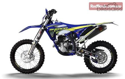 2015 Sherco 450 SEF-R Factory