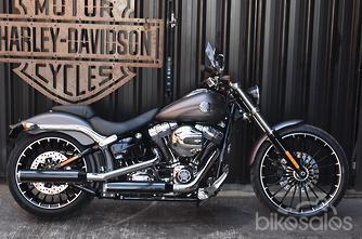 Image result for Harley Davidson FXSB australia