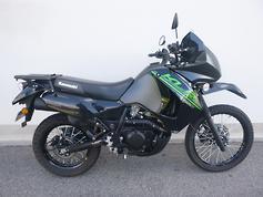 2016 Kawasaki KLR650 - www bikesales com au