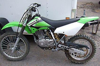 2006 Kawasaki KLX125