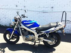 Suzuki GS500F - www bikesales com au
