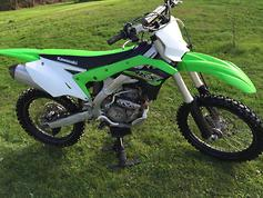 2017 Kawasaki KX250F launch review - www bikesales com au