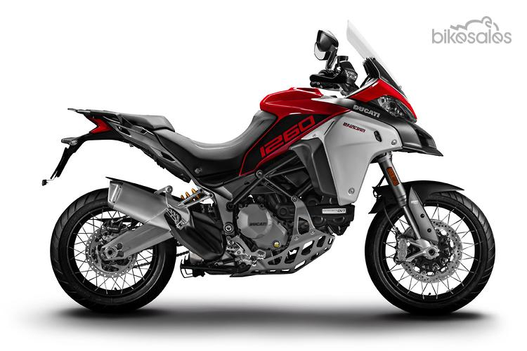Multistrada Enduro Gets 1260 Boost