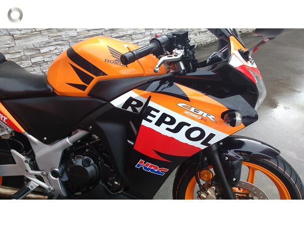2012 Honda CBR250R SE Repsol MY13 available at Worthington