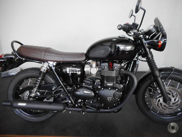 Jcs Motorcycles 2016 Triumph Bonneville T120 Black Available At