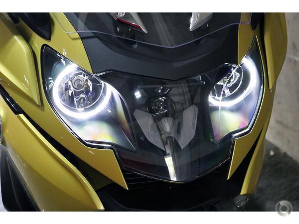 Southbank Motorcycles - 2018 BMW K 1600 B Grand America