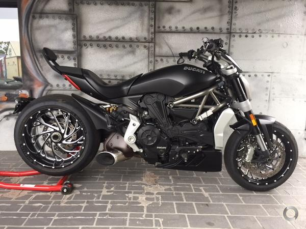 2016 Ducati XDiavel available at Wayne Patterson Motorcycle Centre