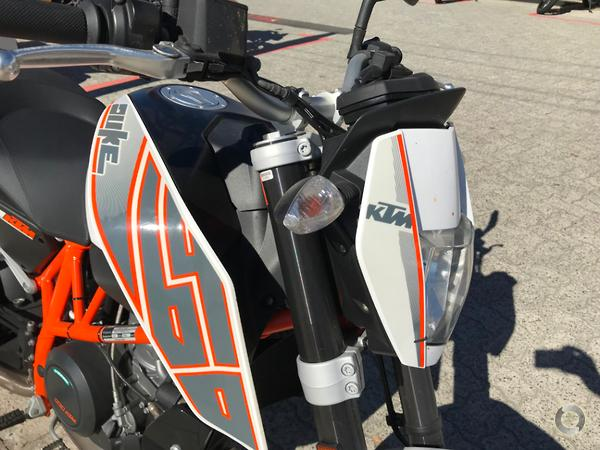 2013 KTM 690 Duke available at Dale Britton Motorcycles