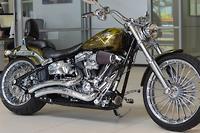 2013 Harley-Davidson CVO Breakout (FXSBSE)