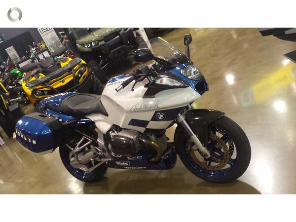 canberra motorcycle centre - 2003 bmw r 1100 s (boxer cup