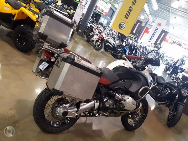 canberra motorcycle centre - 2007 bmw r 1200 gs adventure