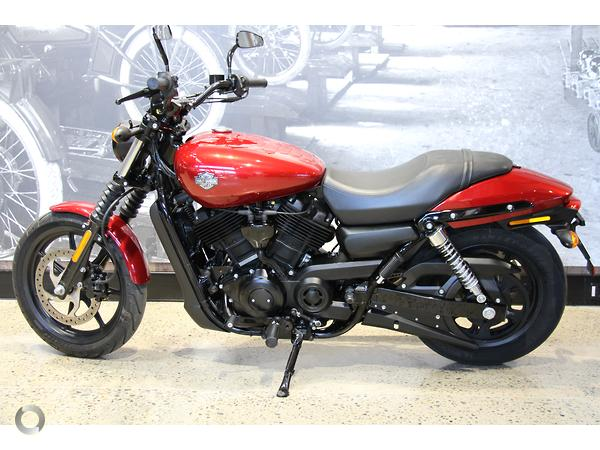 2016 Harley-Davidson Street 500 (XG500) available at Harley Davidson on