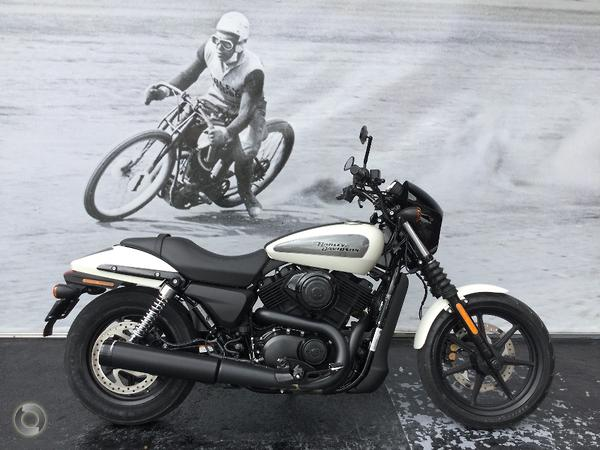 2018 Harley-Davidson Street 500 (XG500) available at Gasoline Alley