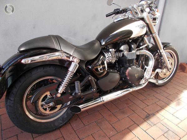 2008 Triumph Speedmaster 865 available at JCS Motorcycles - JCS