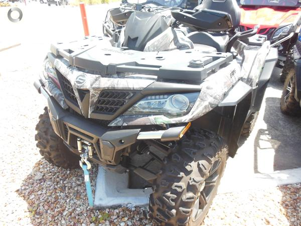 2018 CFMoto X850 available at Sunstate Motorcycles