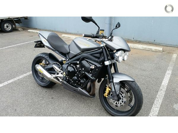 Motorcycle Revolution 2009 Triumph Street Triple R Available At