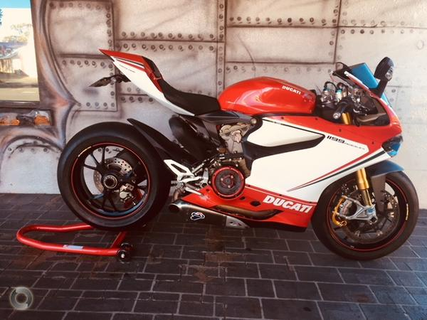 2013 Ducati 1199 Panigale S Tricolore available at Wayne Patterson