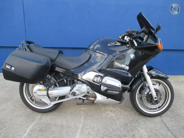 Wide Bay Motorcycles - 1996 BMW R 1100 RS (Full Fairing