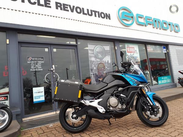 Motorcycle Revolution - 2019 CFMOTO 650MT available at